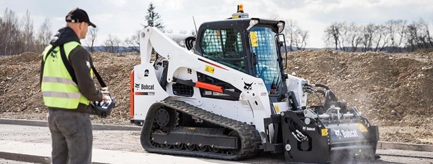 Novedades Bobcat en Smopyc 2020