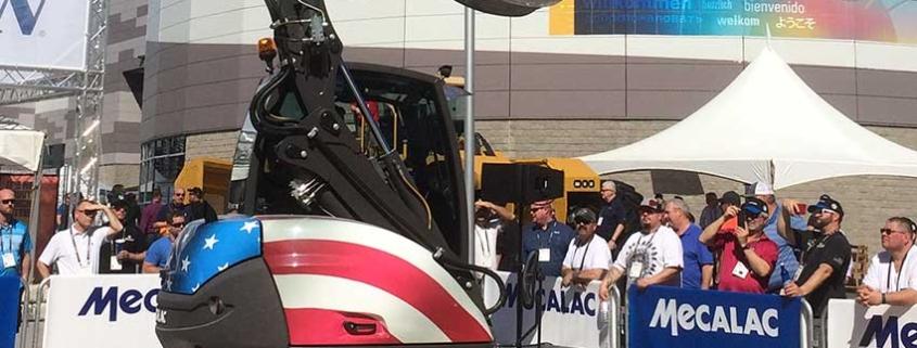 Mecalac estará presente en CONEXPO 2020 en Las Vegas