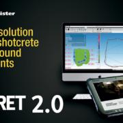 Putzmeister Underground lanza Geokret 2.0