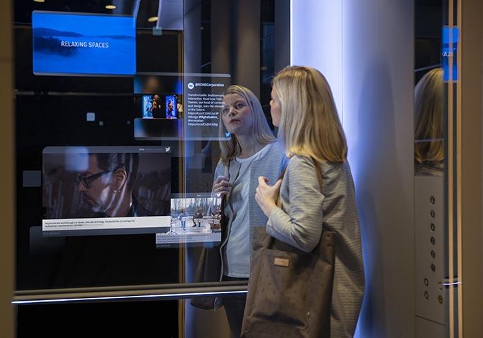 KONE DX primeros ascensores con conectividad digital incorporada - 4