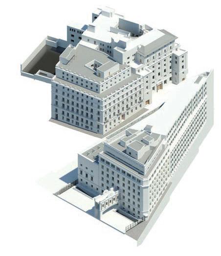 3D del Palacio del Congreso de los Diputados de Madrid - 3