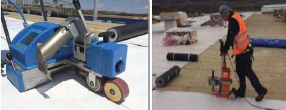 Impermeabilización de cubierta DECK en Mubea Iberia en Ágreda, Soria - 10