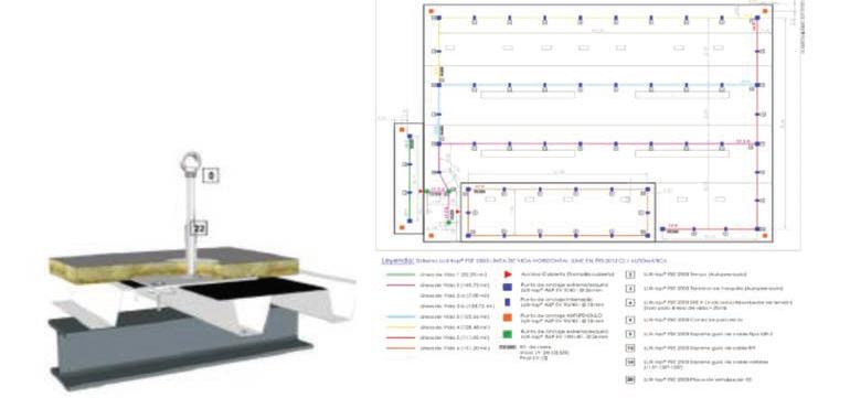 Impermeabilización de cubierta DECK en Mubea Iberia en Ágreda, Soria - 3