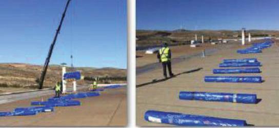 Impermeabilización de cubierta DECK en Mubea Iberia en Ágreda, Soria - 5