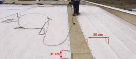 Impermeabilización de cubierta DECK en Mubea Iberia en Ágreda, Soria - 9