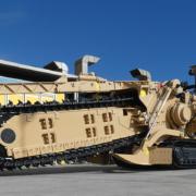 Motores Sinducor distribuidor de zanjadoras TESMEC
