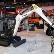 Bobcat reinventa el sector con sus innovaciones en Conexpo 2020