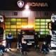 Scania sigue prestando servicio al transporte