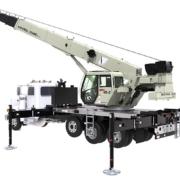 Manitowoc presenta la nueva serie NBT40-2 de grúas National Crane