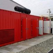 Energía de emergencia a gas en Rumanía con HIMOINSA