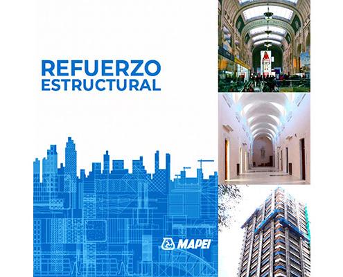 Nuevo Manual de Refuerzo Estructural de Mapei