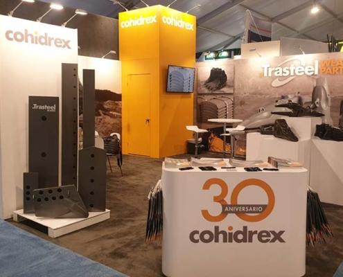 Cohidrex cumple sus expectativas en CONEXPO 2020
