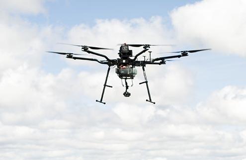 Aerocamaras lanza un plan de acción con drones para combatir COVID-19