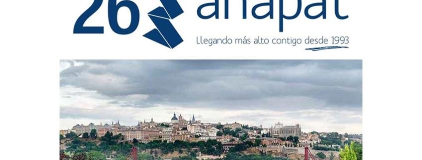 Plazo de inscripción abierto para asistir a la 26ª Convención de ANAPAT
