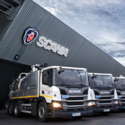 Joga incorpora 10 unidades Scania equipadas con cisterna ADR