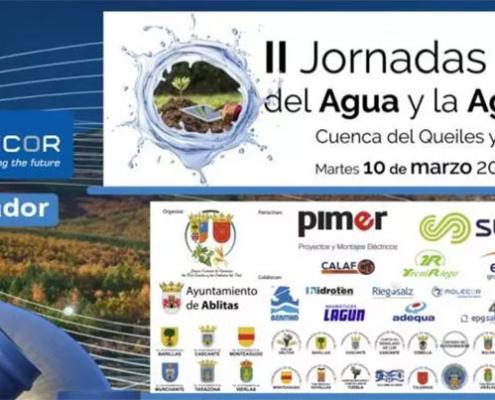 Molecor, empresa colaboradora en las II Jornadas del Agua y la Agricultura