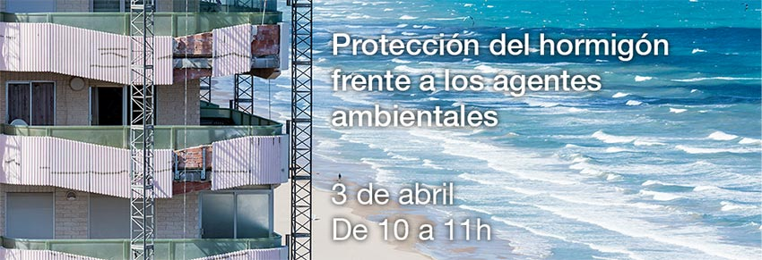 Tercer Webinar online BASF Construction Chemicals España