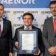 LafargeHolcim: certificado AENOR control de producción planta hormigón