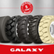 Nueva garantía de 5 años para toda la gama Galaxy Solid Tire