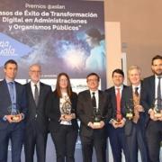 Premios @asLAN 2020 a Administraciones y Organismos Públicos