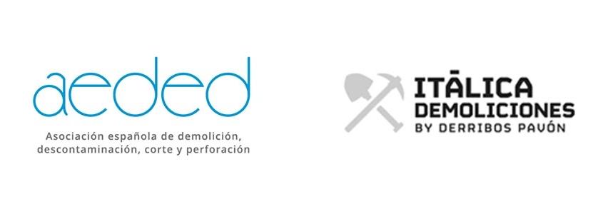 ITÁLICA DEMOLICIONES nuevo miembro de AEDED