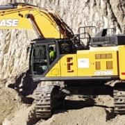CASE vende la primera excavadora CASE CX750D en España