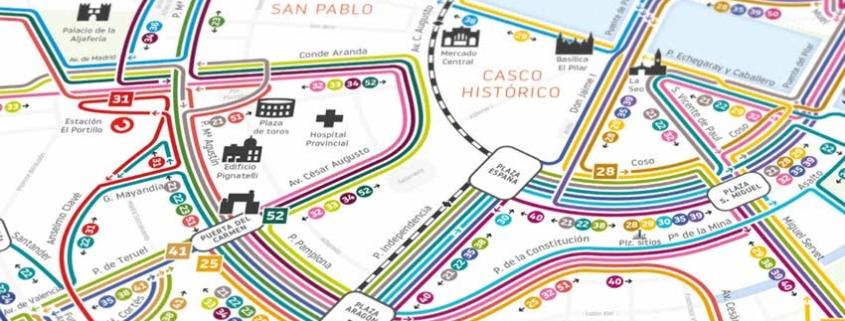 European Design Awards para nueva red de transportes urbanos Zaragoza