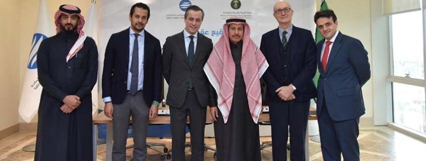 ACCIONA construirá su cuarta desaladora en Arabia Saudí