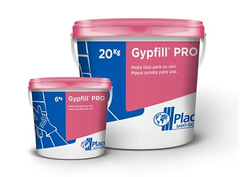 Placo® lanza Gypfill® PRO, su nueva pasta de juntas lista para usar