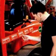 LoxamHune invierte en campaña para reforzar la higiene de sus máquinas