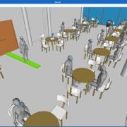 CYPE desarrolla Open BIM COVID-19 para prevenir contagios en edificios