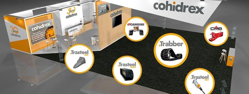 Cohidrex presenta su Feria Virtual