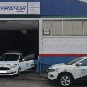 Transfesa Logistics en la desinfección de los vehículos de servicio público