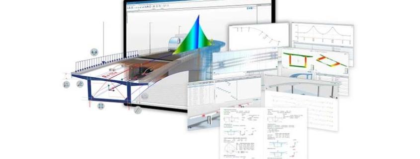Actualización ALLPLAN BRIDGE, solución BIM 4D totalmente integrada