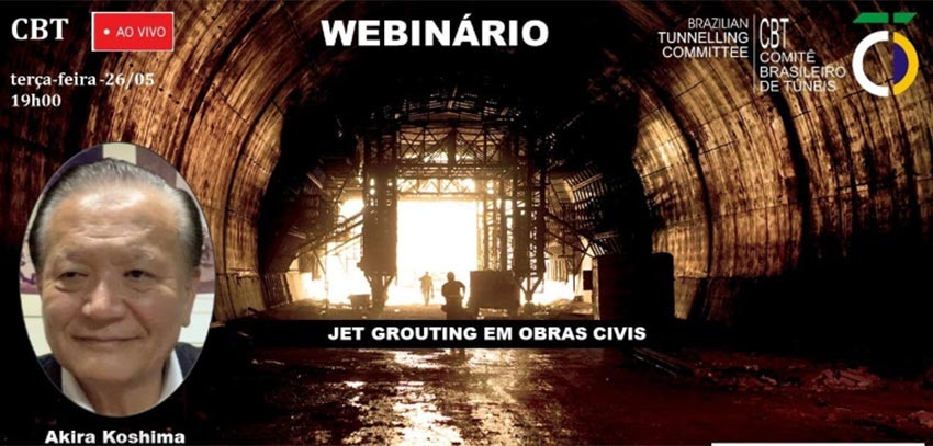 "Conferencia ""JET GROUTING EN OBRAS CIVILES"""