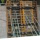 'Super hormigón' en construcción de búnker en el Hospital Carlos III