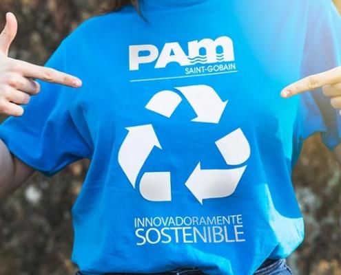 Saint-Gobain PAM en el día del reciclaje