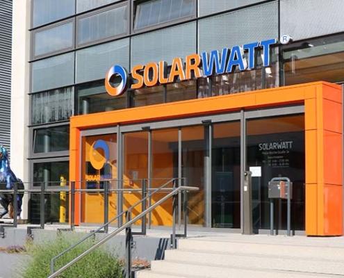 SOLARWATT cierra primer trimestre del año como el mejor de su historia