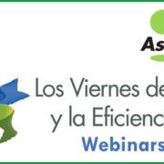 5ª Webinars de Los Viernes de la Edificación y la Eficiencia Energética