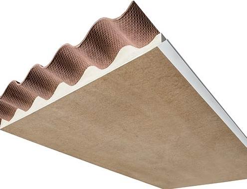 Euronit lanza Naturtherm+ Wood, nueva solución para cubiertas