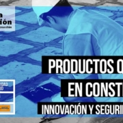 Webinar sobre productos químicos en la construcción