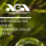 Sector del agua urbana como vector de recuperación