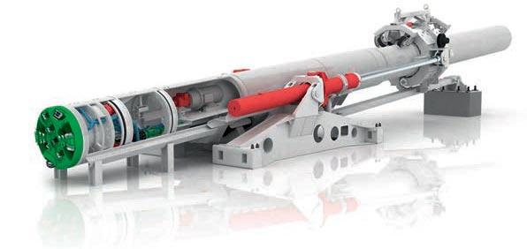 Direct Pipe, Tecnología innovadora para instalación de tuberías en costas - 2