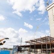 thyssenkrupp completa construcción de su torre de pruebas de ascensores