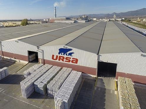 Estrategia de descarbonización para materiales de URSA