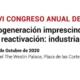 Cogeneración imprescindible para la reactivación: industria, energía y clima