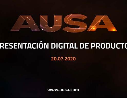 AUSA lanzará sus nuevos productos en una presentación digital
