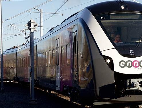 Alstom probará por primera vez en el mundo un tren regional de conducción automática