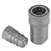Acoplamiento de inserción compacto con manguito pushpull QRC-ID