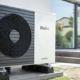 Nueva bomba de calor con tecnología de refrigerante natural de Vaillant